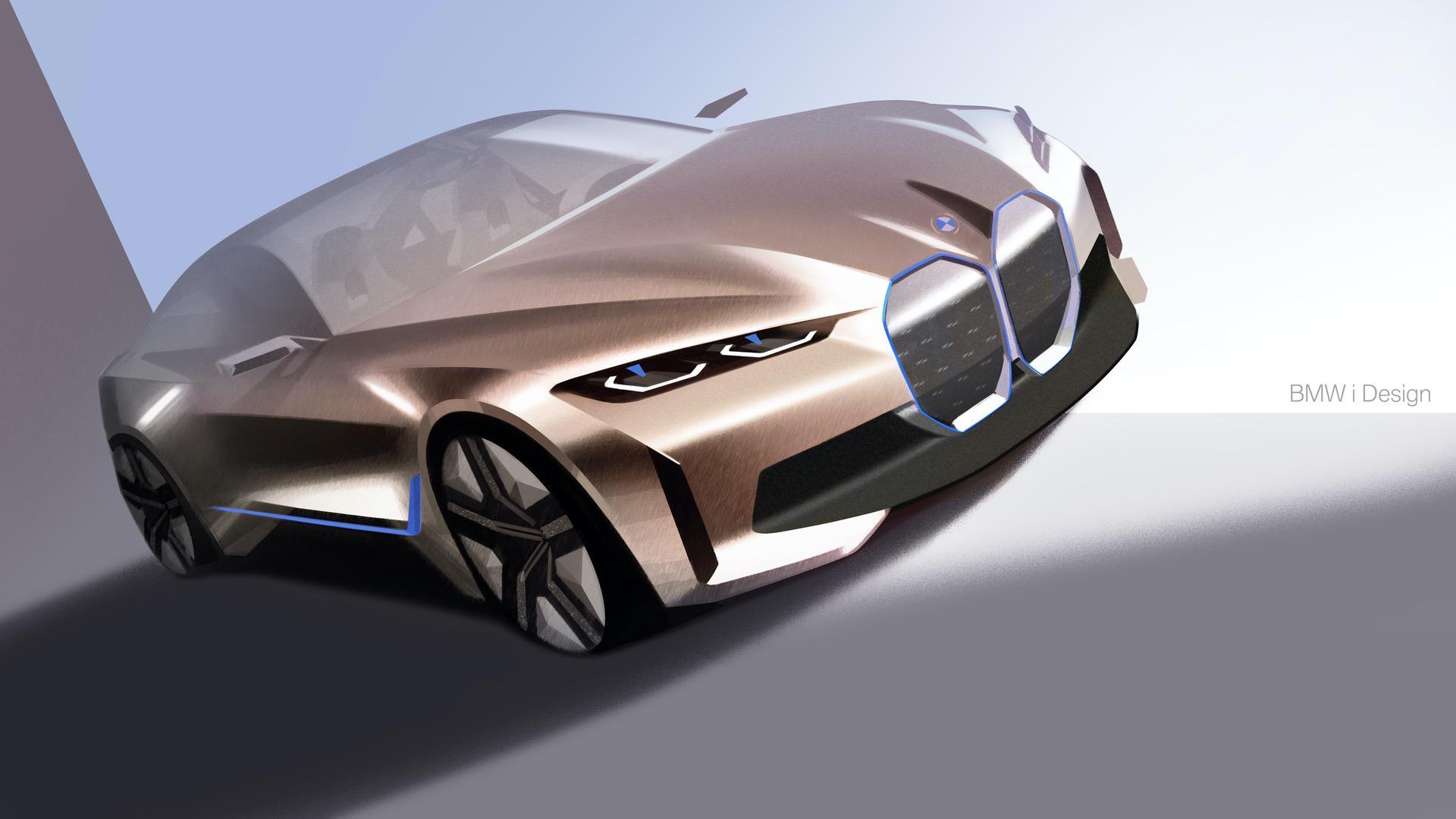 BMW Concept i4 sketches 09