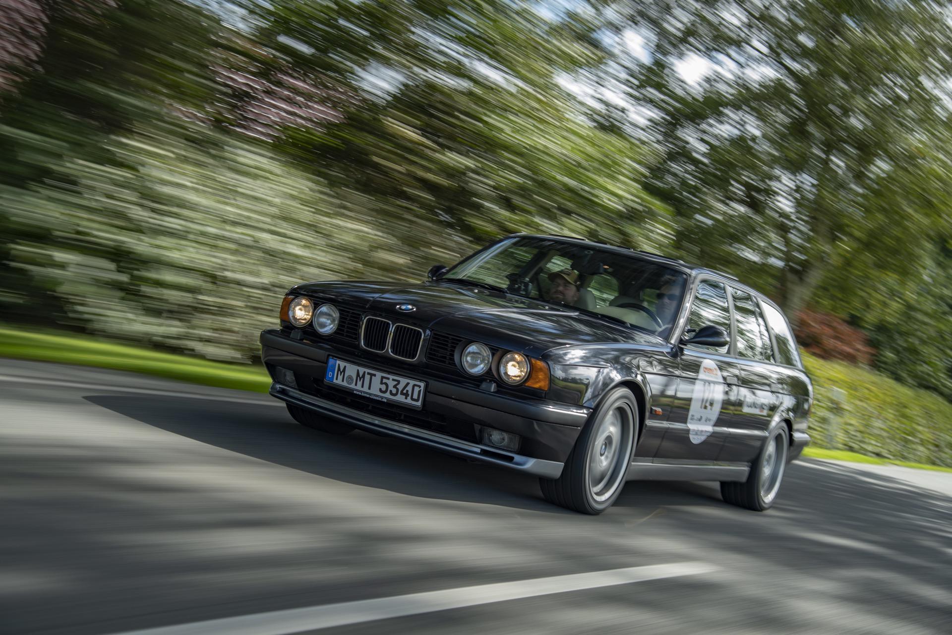 BMW E34 M5 Touring 07