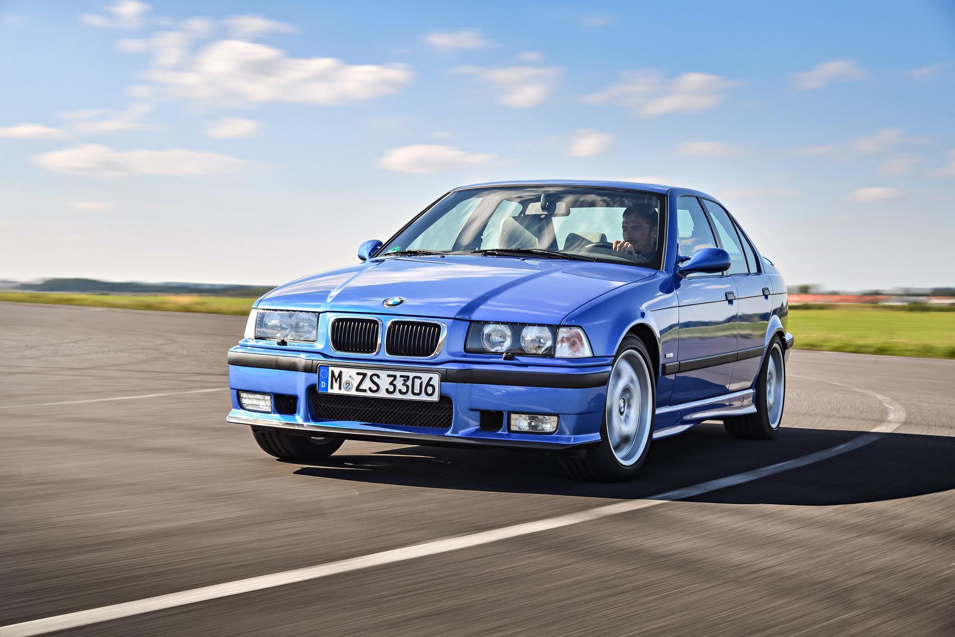 BMW M3 Compact E36 01