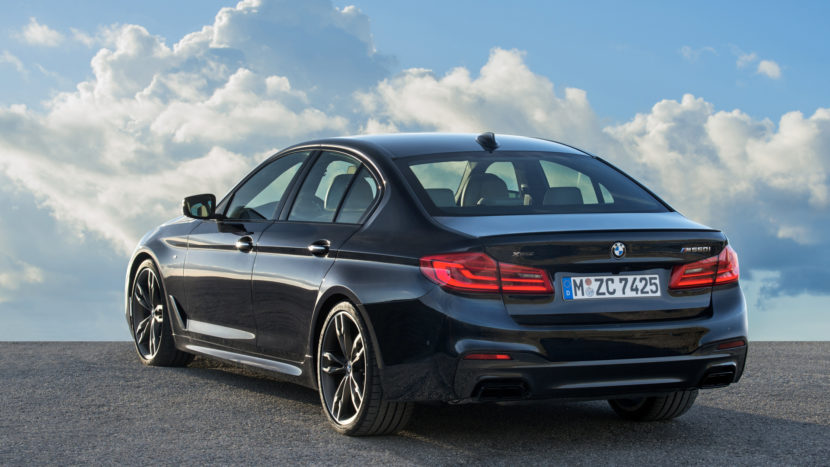 BMW M550i vs Mercedes AMG E53 4 830x467