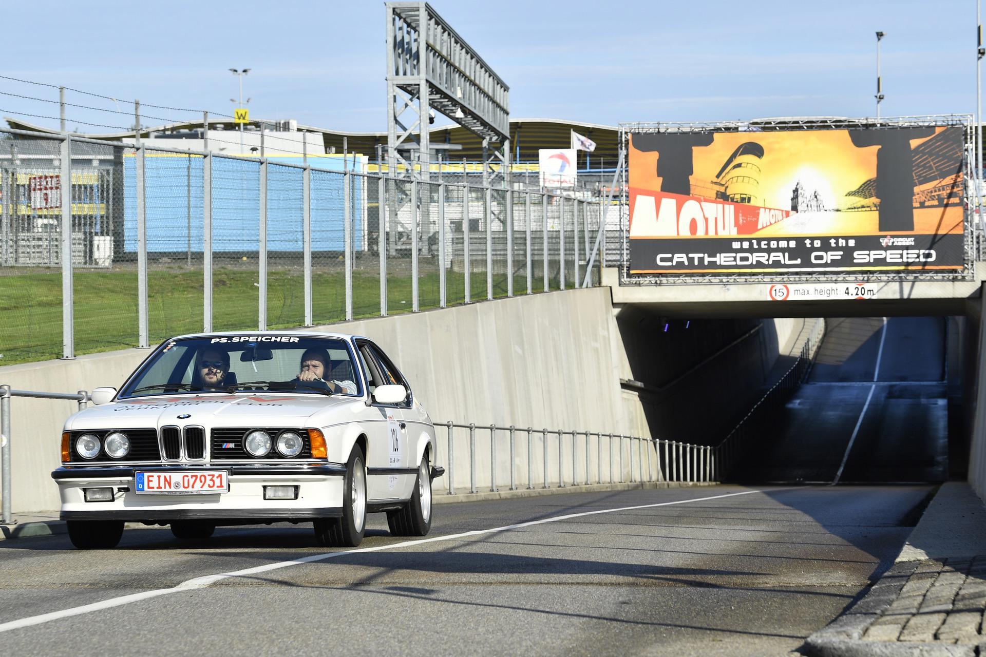 BMW 635CSi Шона Коннери выставляется на аукцион