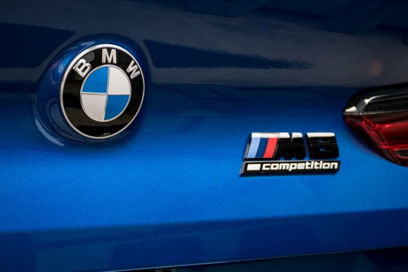 BMW M8 Competition Gran Coupe F93 featured in Sonic Speed Blue 20 830x554