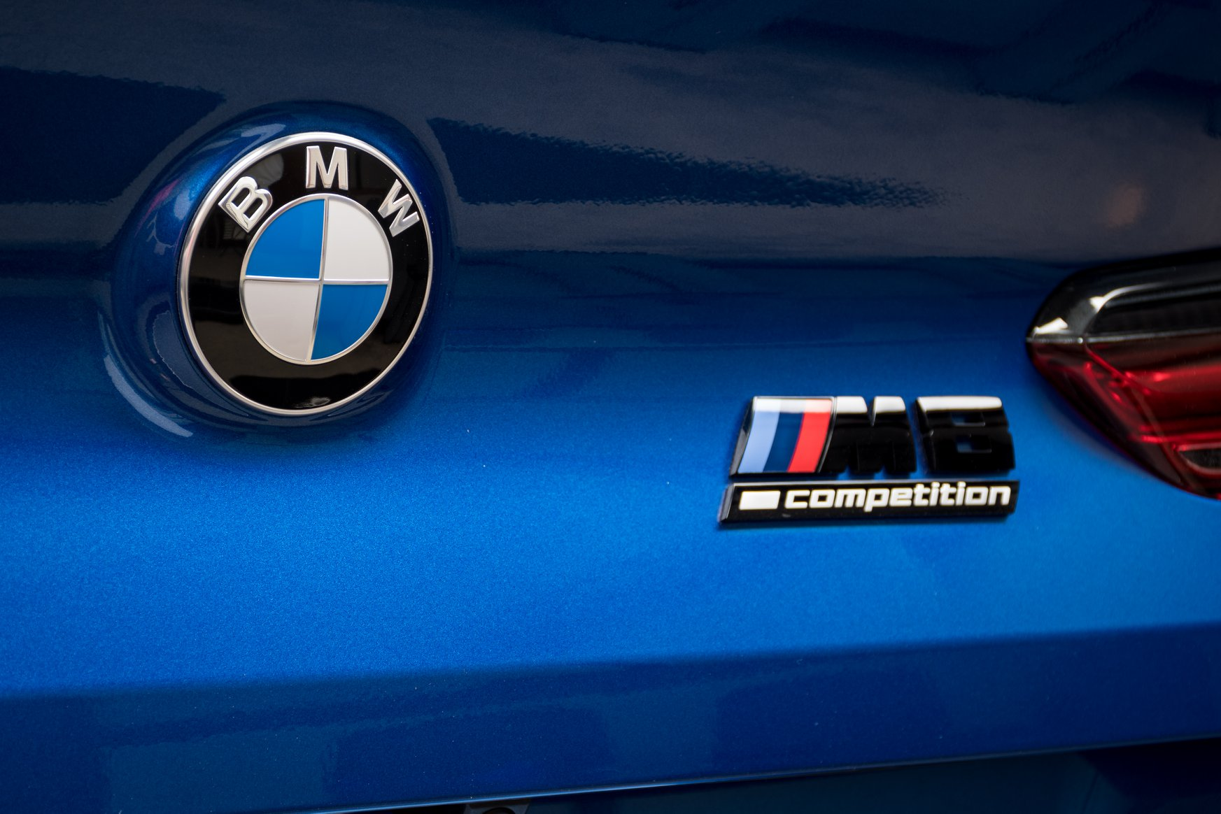 BMW M8 Competition Gran Coupe F93 featured in Sonic Speed Blue 20