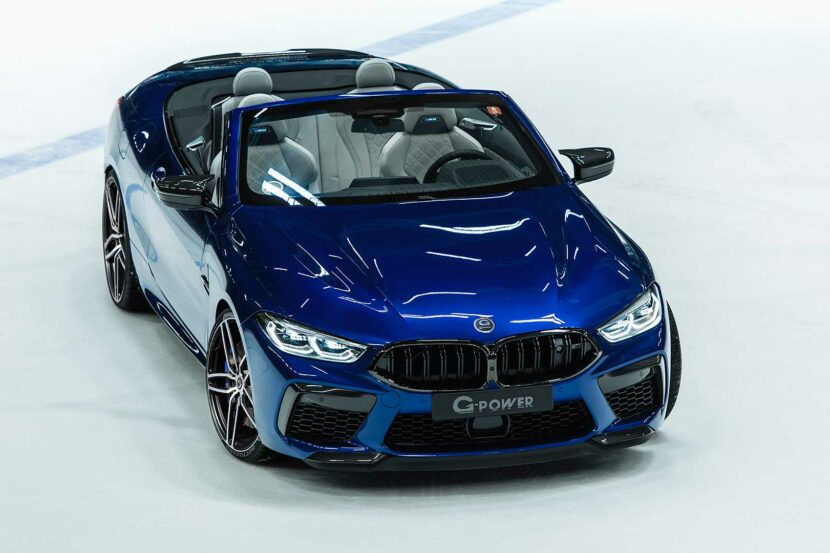 BMW M8 G Power 3 830x553