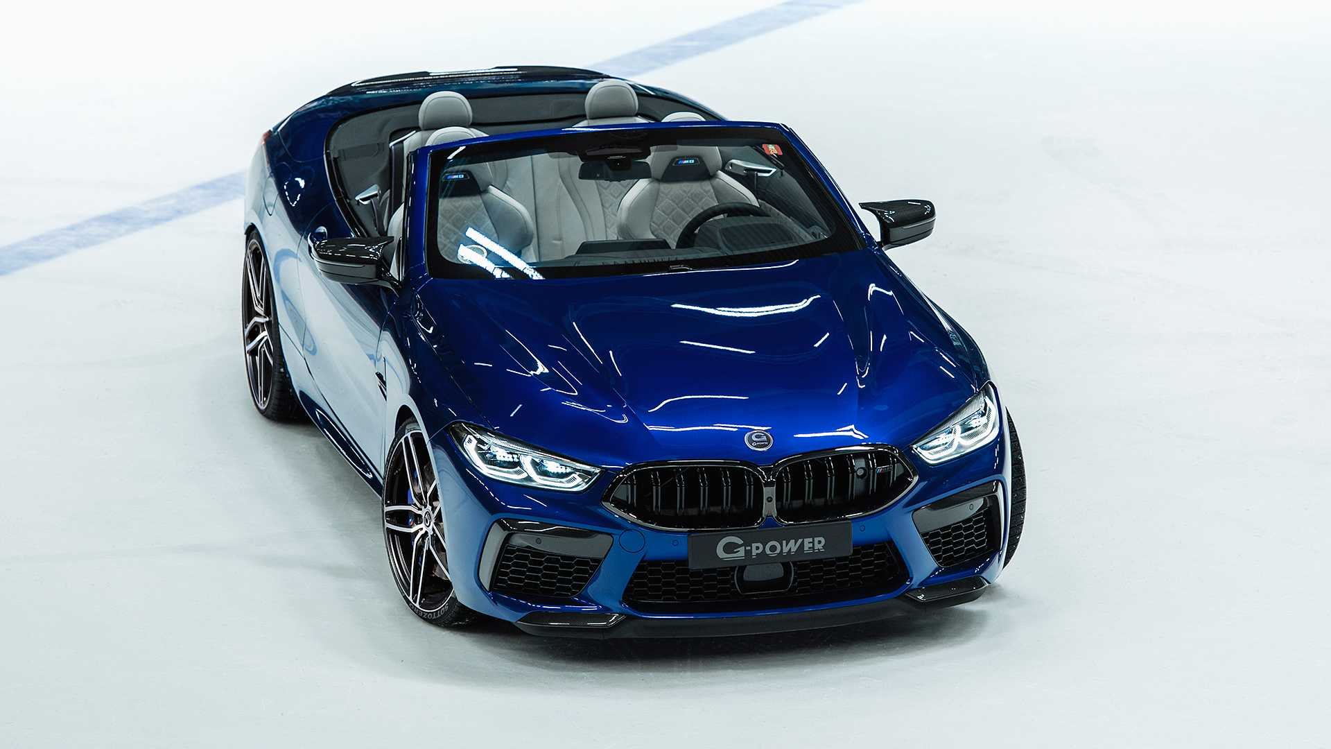 BMW M8 G Power 3