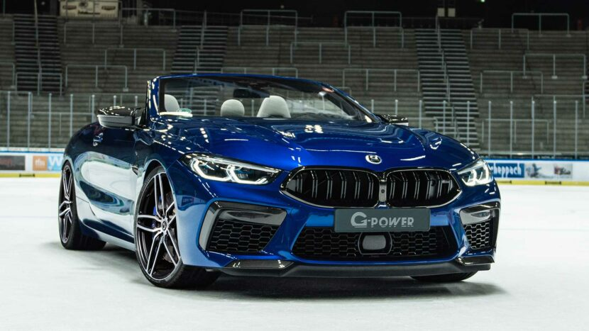 BMW M8 G Power 5 830x467