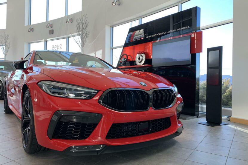 BMW M8 Rosso Corsa 00 830x553