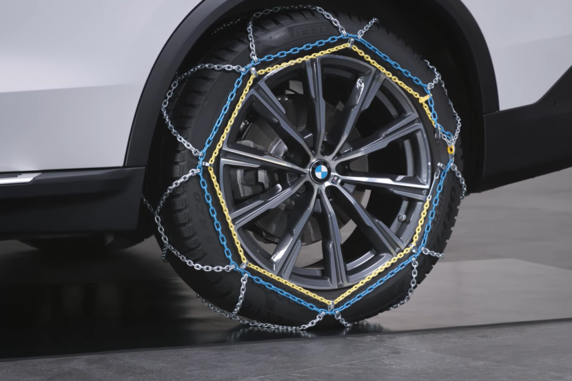 BMW Snow Chains Comfort 2 830x553