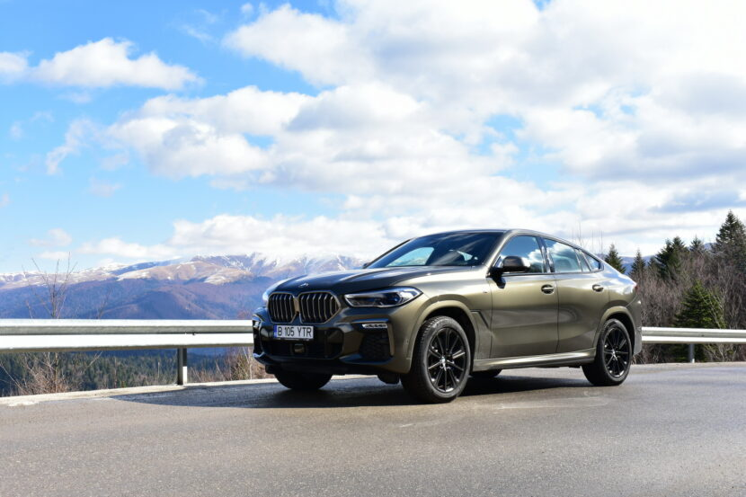BMW X6 M50d TEST DRIVE RO SET 2 2 830x553
