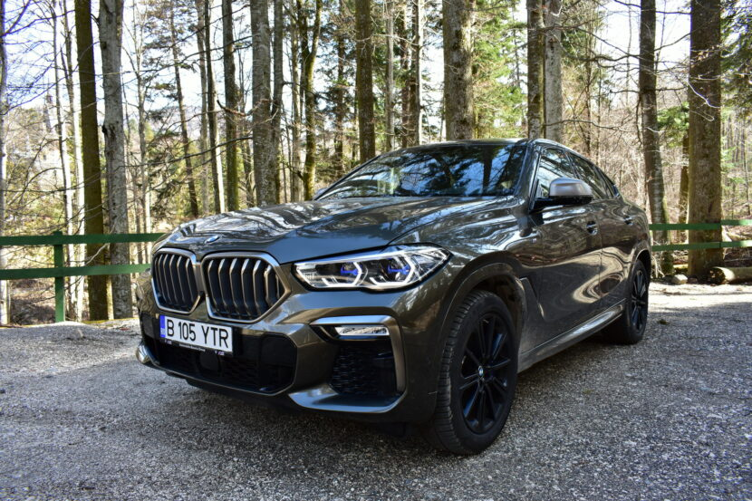 BMW X6 M50d TEST DRIVE RO SET 3 8 830x553