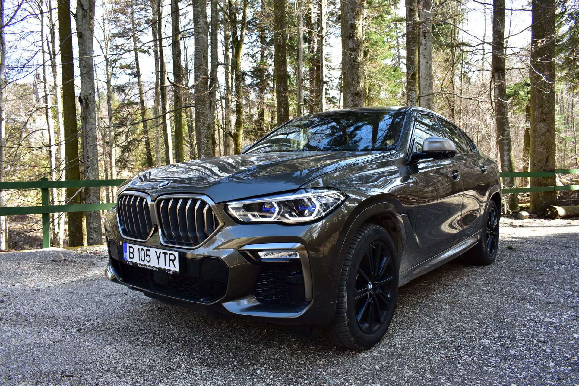 BMW X6 M50d TEST DRIVE RO SET 3 8