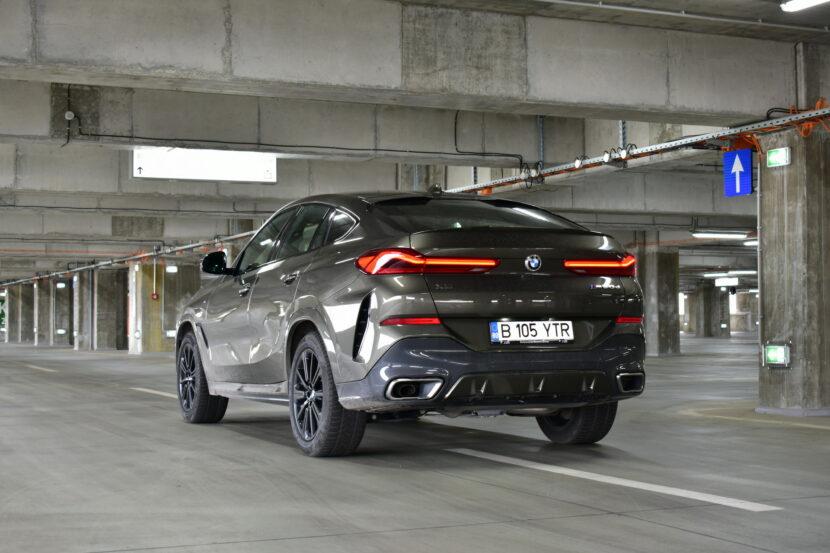 BMW X6 M50d TEST DRIVE RO SET 5 1 830x553
