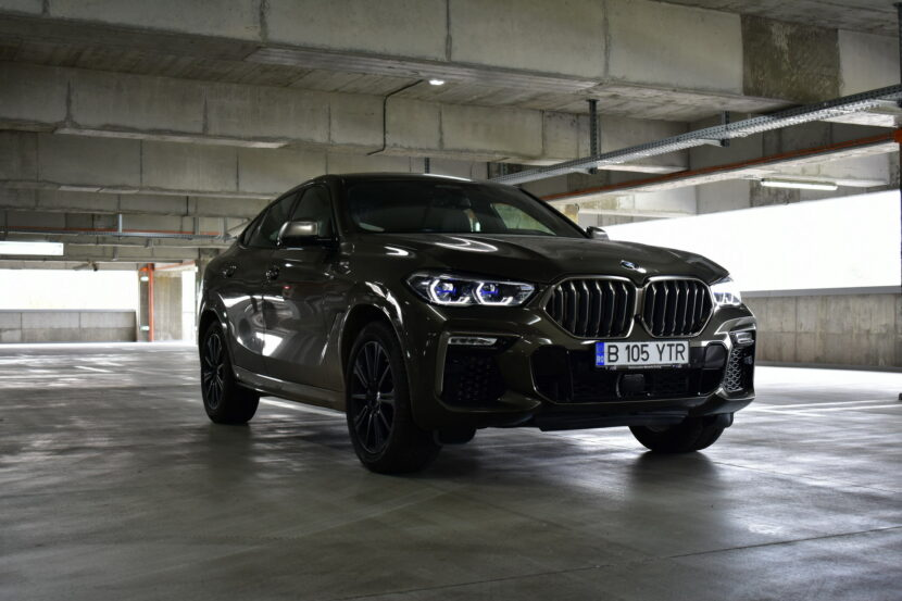 BMW X6 M50d TEST DRIVE RO SET 5 15 830x553