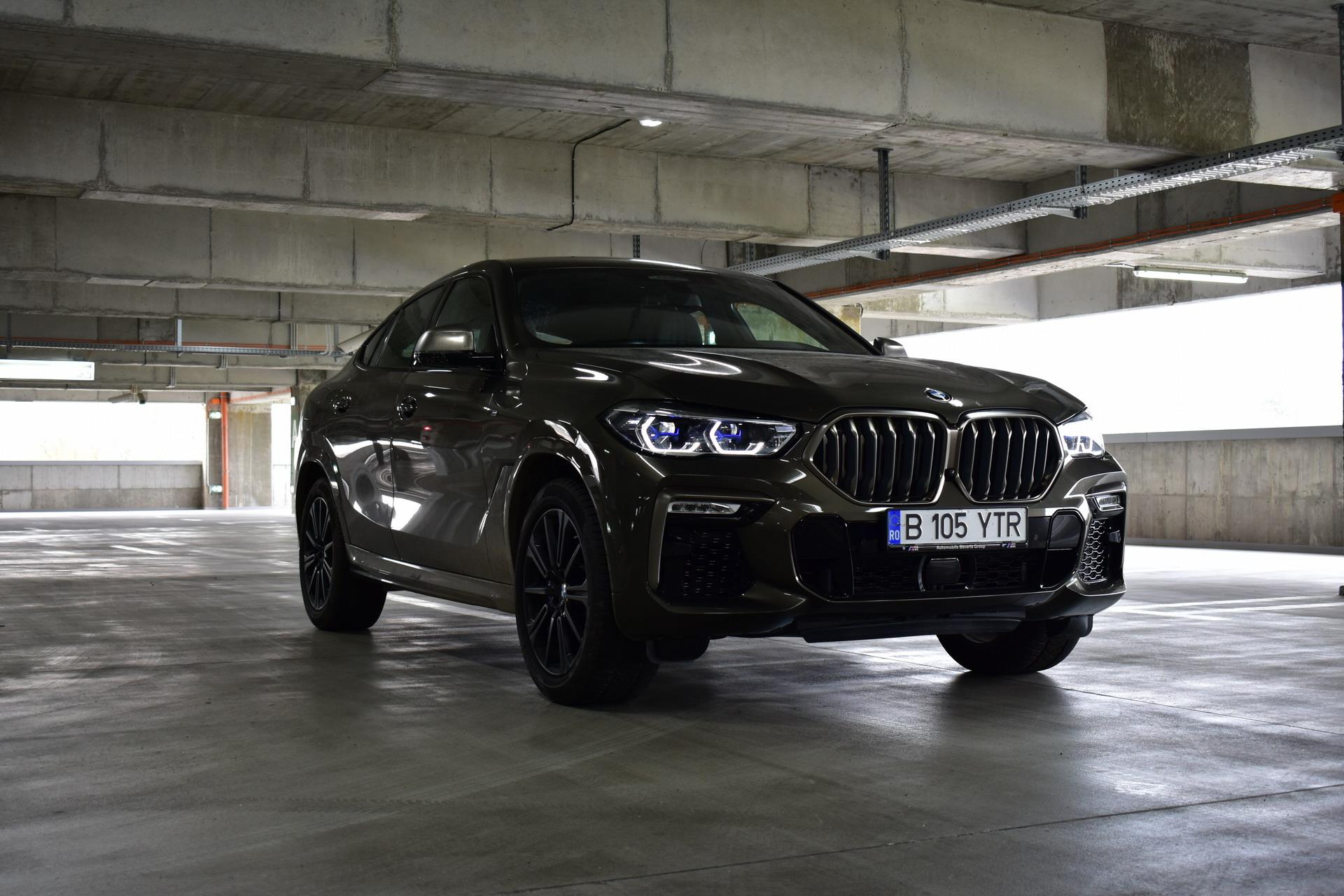 BMW X6 M50d TEST DRIVE RO SET 5 15