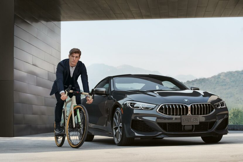 Bike manufacturer 3T and BMW 03 830x553