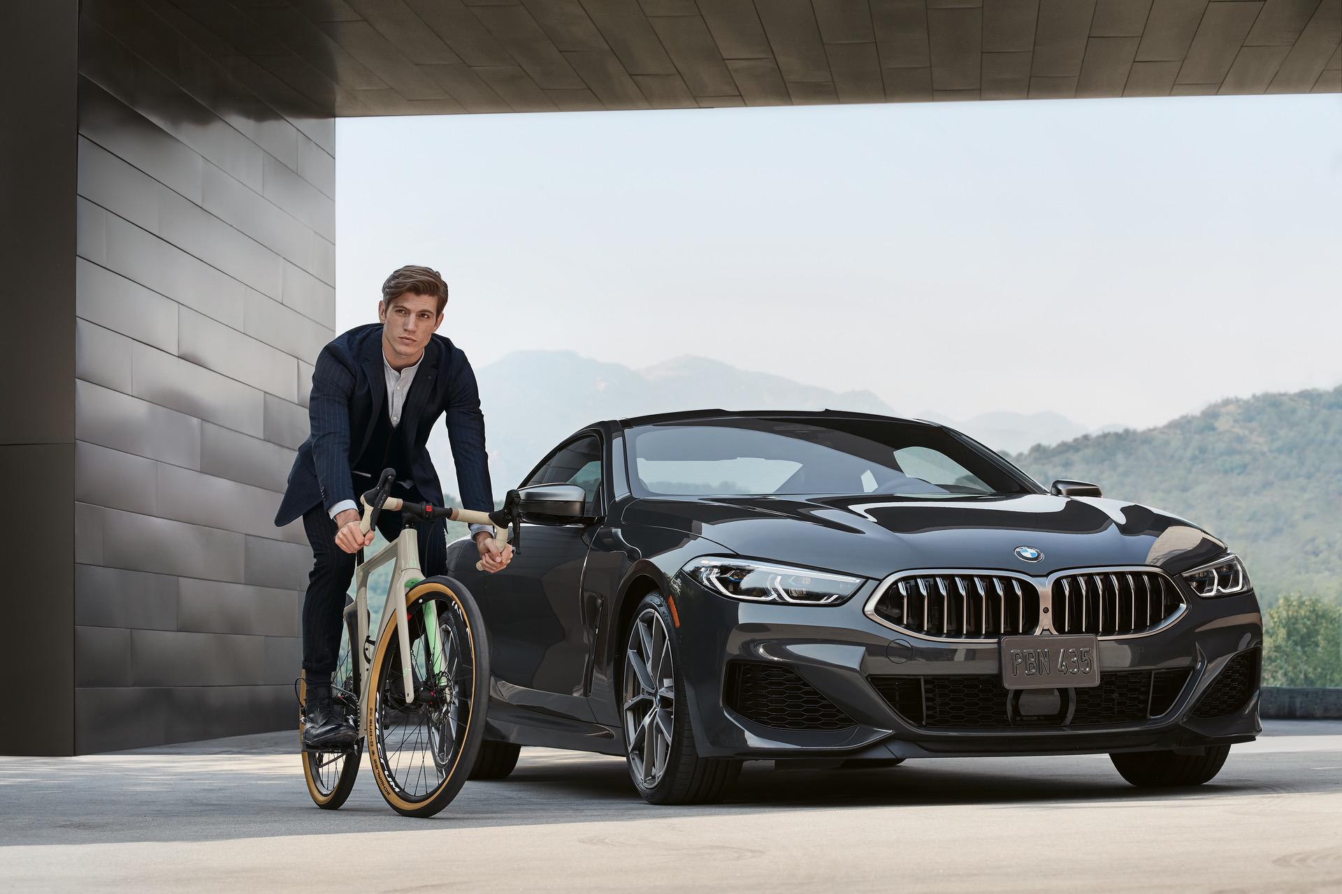 Bike manufacturer 3T and BMW 03