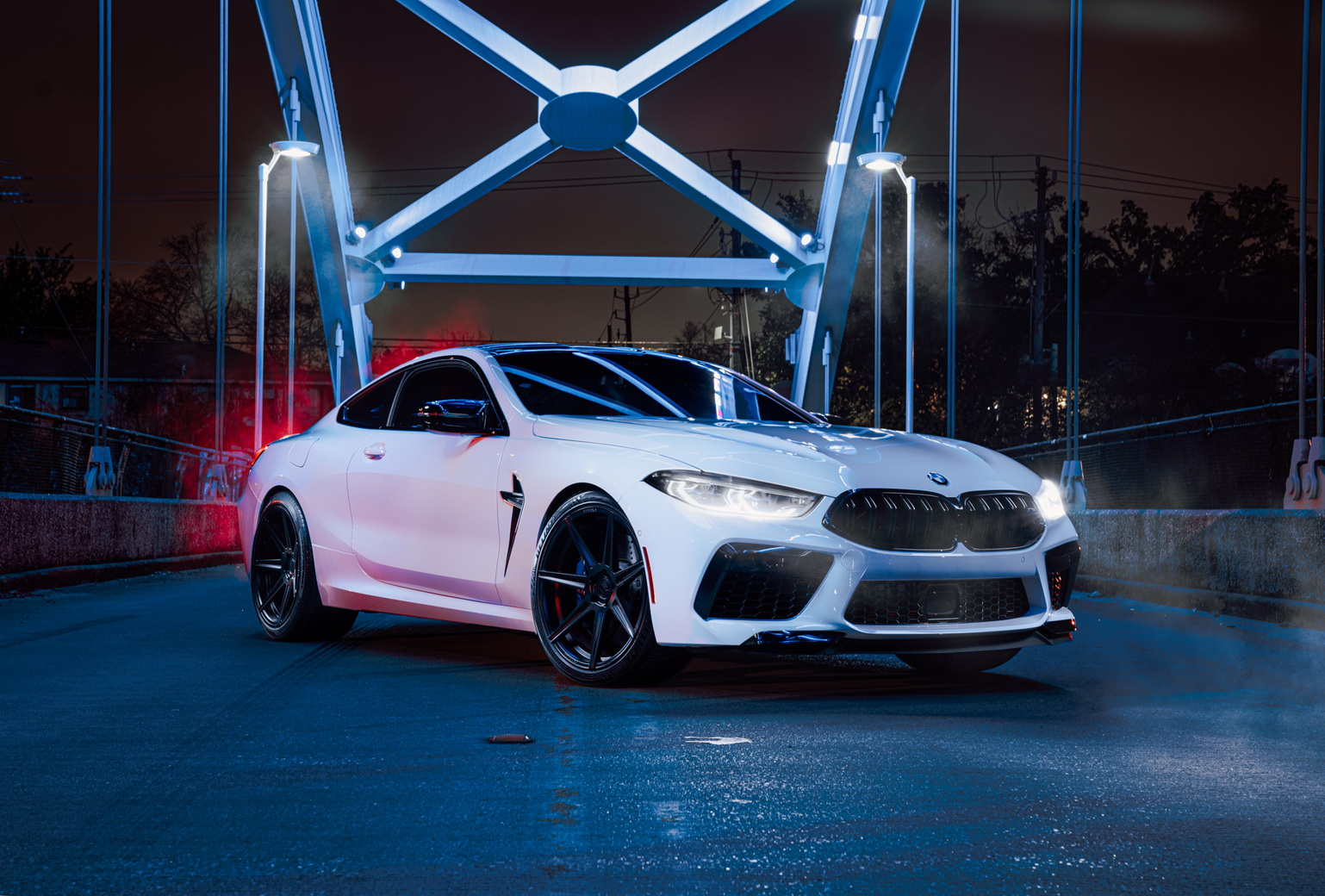 Ferrada launches new FR7 wheels for BMW M8 Competition Coupe