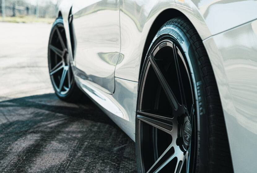 Ferrada FR7 wheels for the BMW M8 Competition Coupe 8 830x560