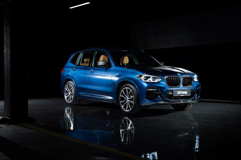 LARTE Design BMW X3 2 830x553