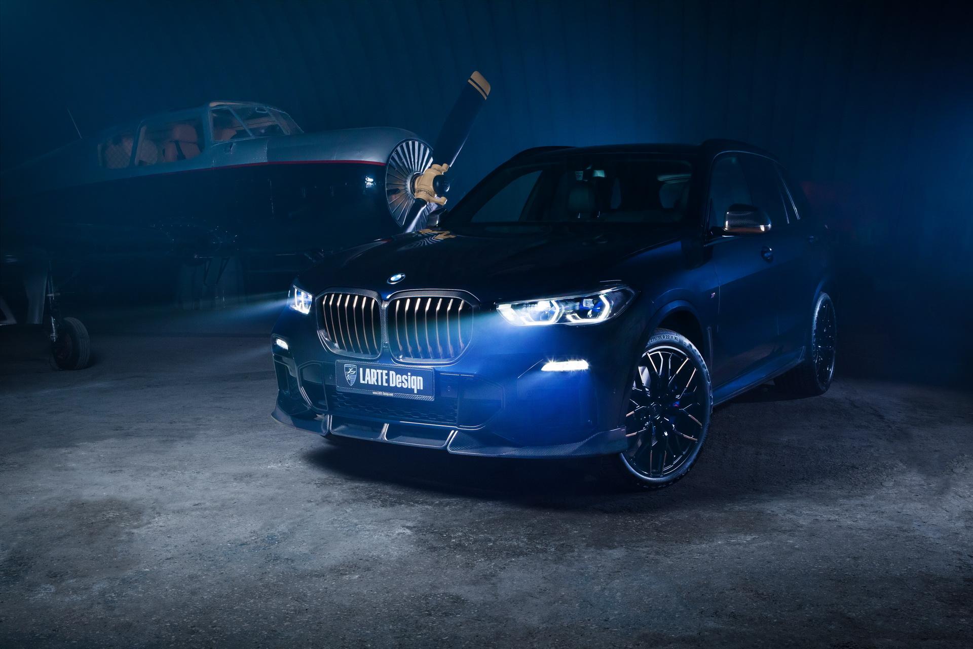 LARTE Design BMW X5 16