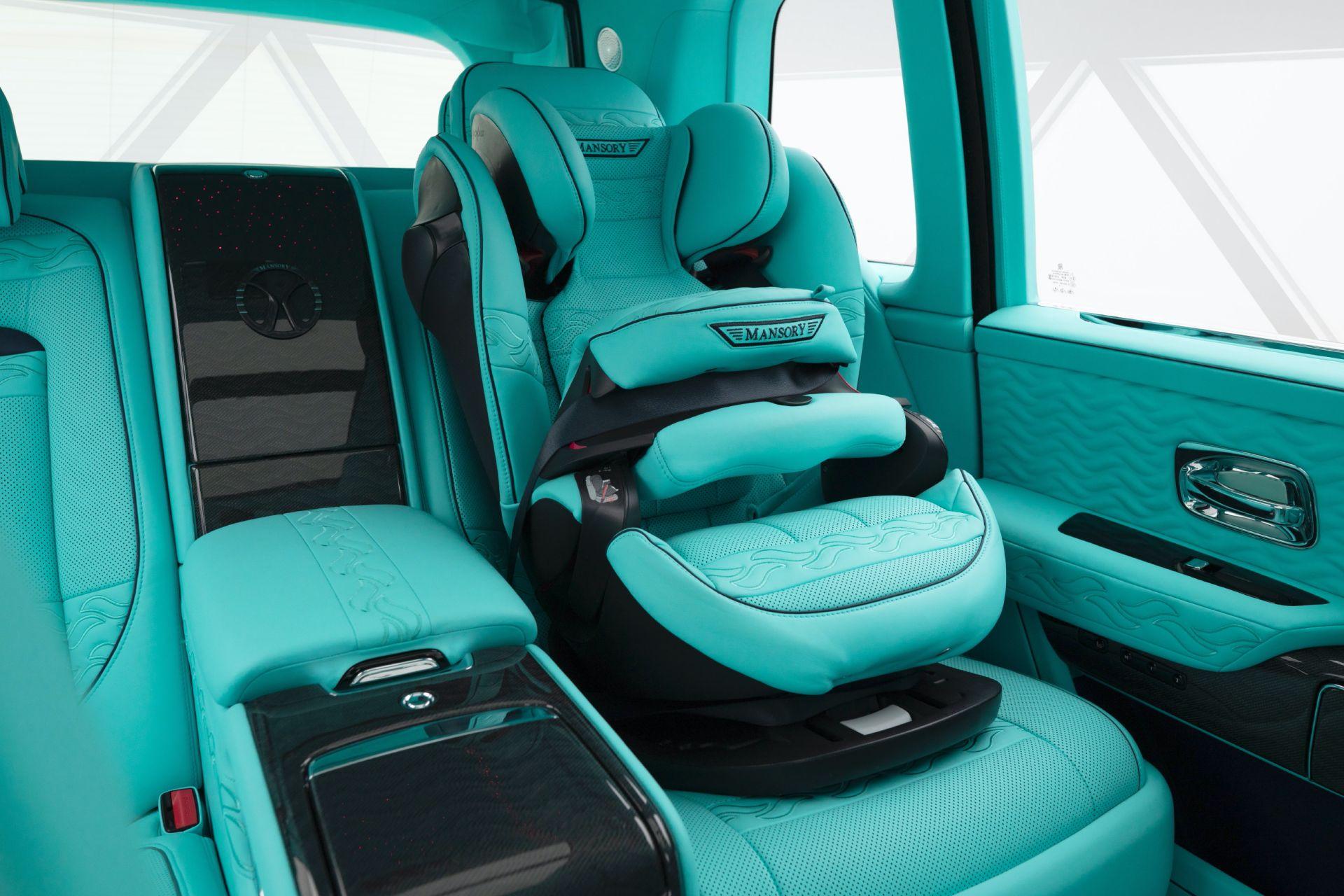 Mansory Rolls Royce Cullinan Coastline 13