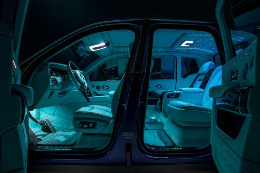 Mansory Rolls Royce Cullinan Coastline 9 830x553