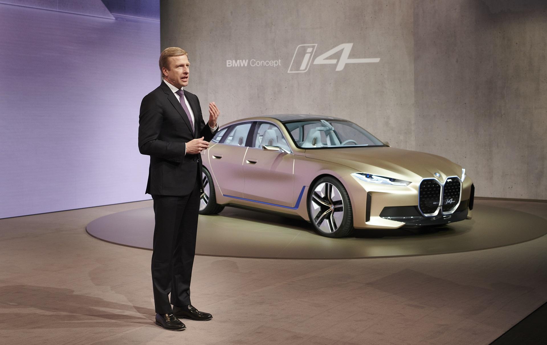 Генеральный директор BMW сомневается в долгосрочном росте Tesla, поскольку промышленность догоняет