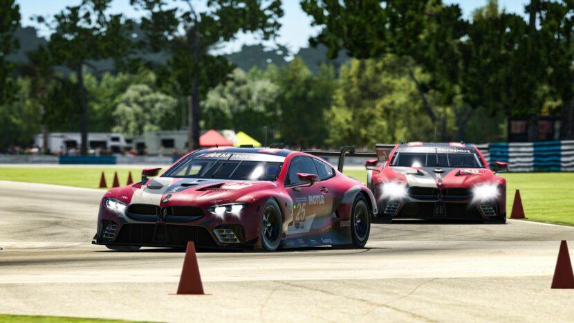 Sim Racing BMW 4 830x467