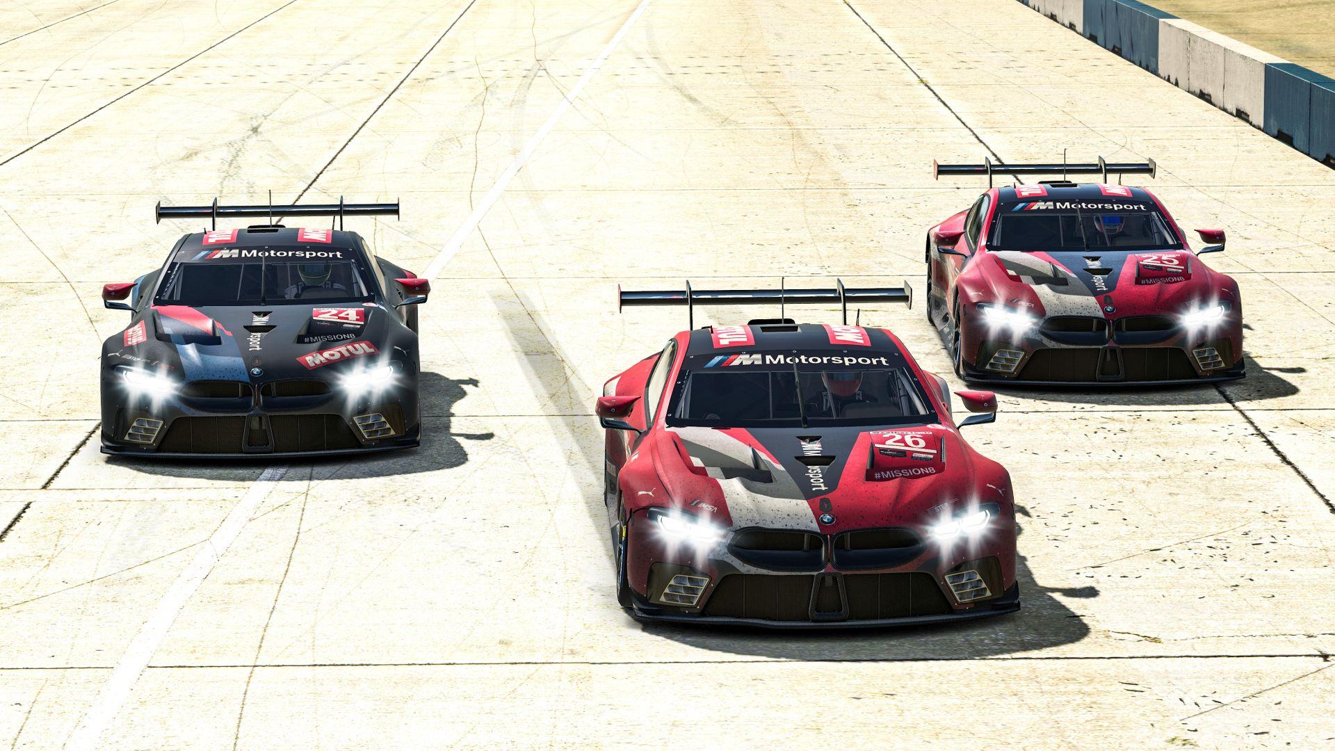Sim Racing BMW 6