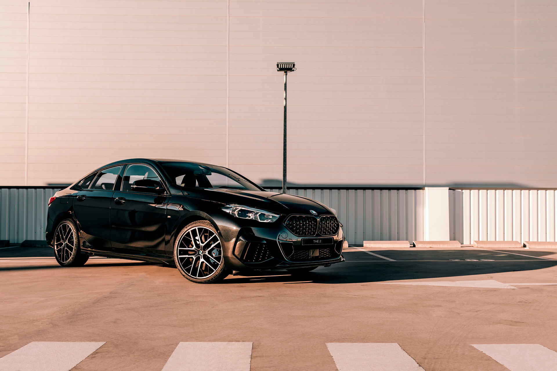 The New BMW 2 Series Gran Coupe Black Shadow Edition 3
