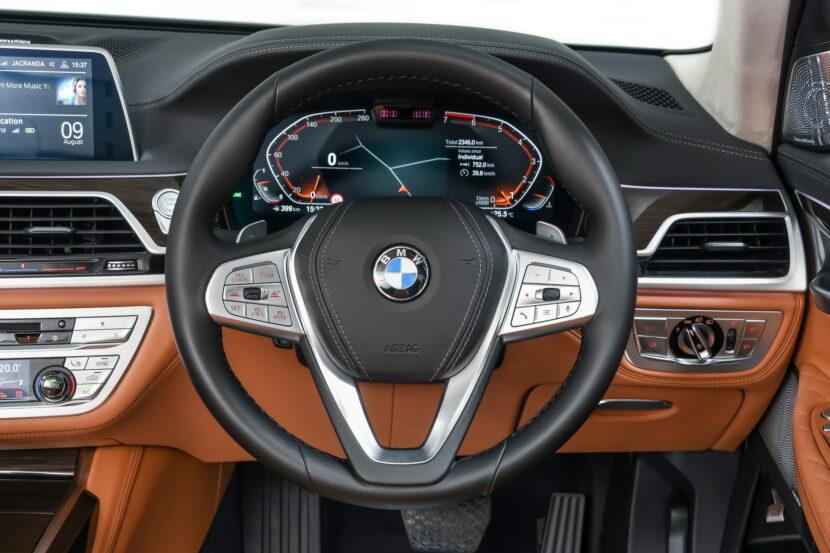 The New BMW 750Li xDrive 116 830x553