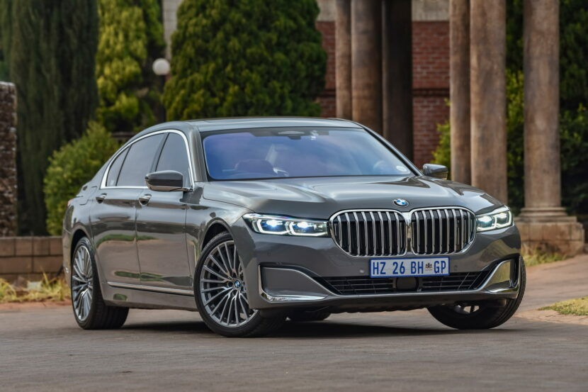 The New BMW 750Li xDrive 16 830x553