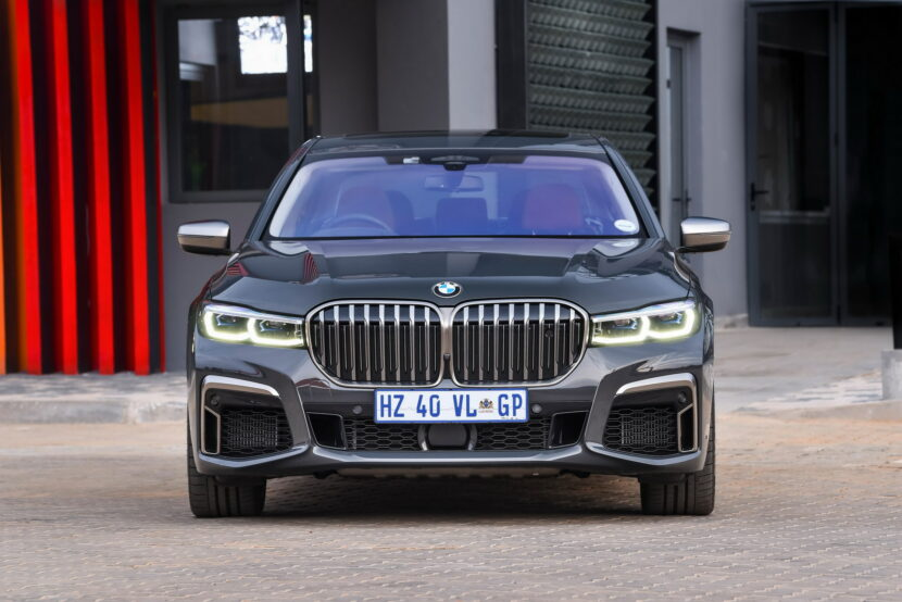 The New BMW M760Li xDrive G12 10 830x554