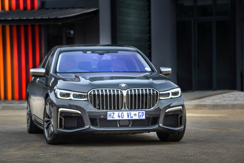 The New BMW M760Li xDrive G12 2 830x554