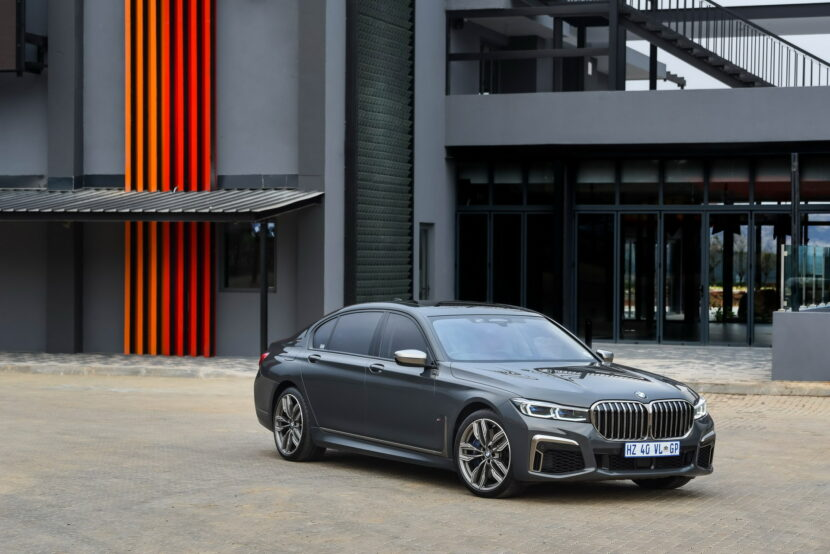 The New BMW M760Li xDrive G12 8 830x554