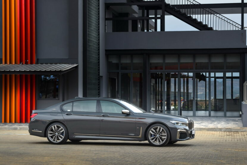 The New BMW M760Li xDrive G12 9 830x554