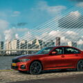 The new BMW 330e in the BMW eDrive Zones in G4 12 120x120