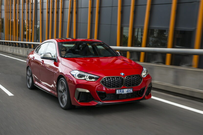 The new BMW M235i xDrive Gran Coupe AU Model 21 830x553