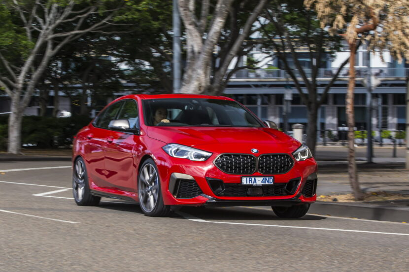 The new BMW M235i xDrive Gran Coupe AU Model 24 830x553