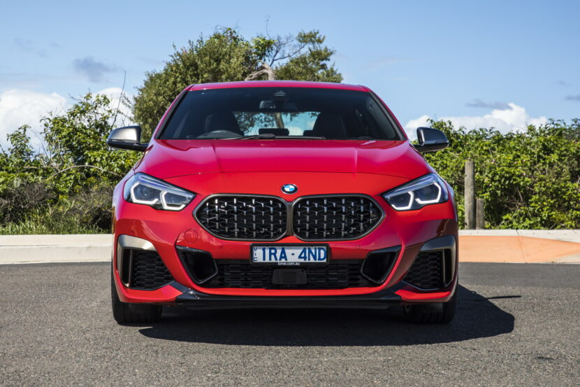 The new BMW M235i xDrive Gran Coupe AU Model 28 830x553