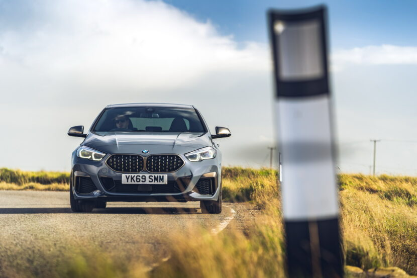 The new BMW M235i xDrive Gran Coupe F44 UK 4 830x553