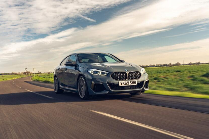 The new BMW M235i xDrive Gran Coupe F44 UK 43 830x553