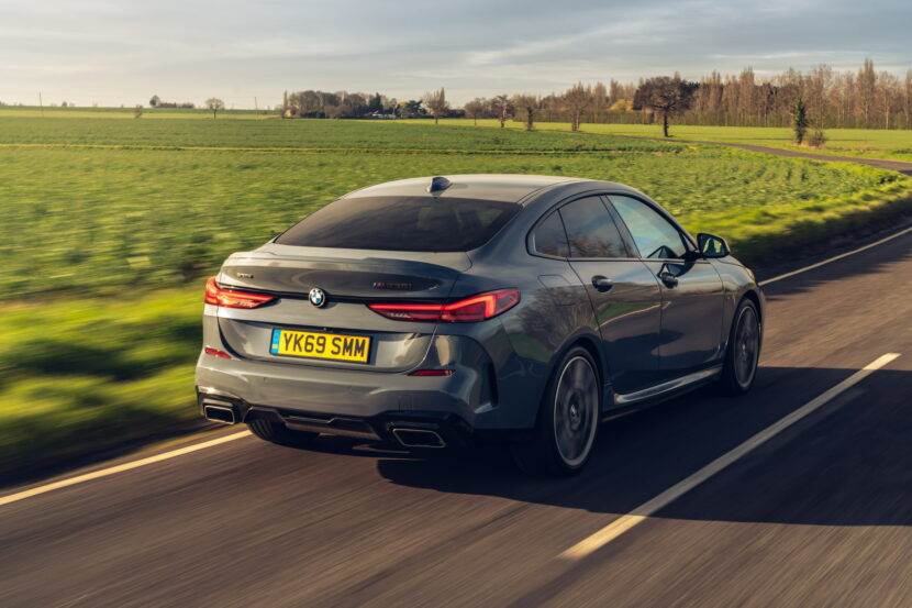 The new BMW M235i xDrive Gran Coupe F44 UK 44 830x553