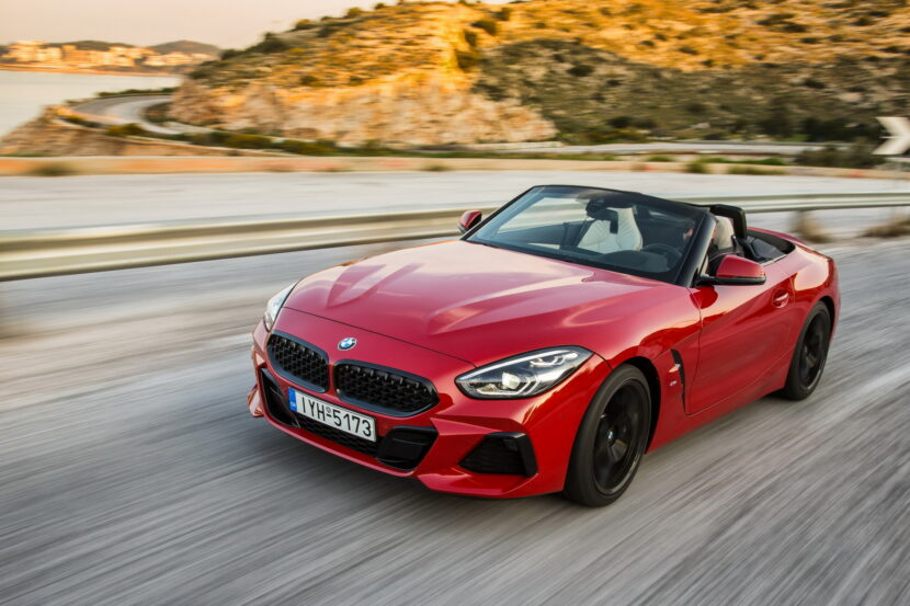 The new BMW Z4 sDrive20i Greece 34 830x553