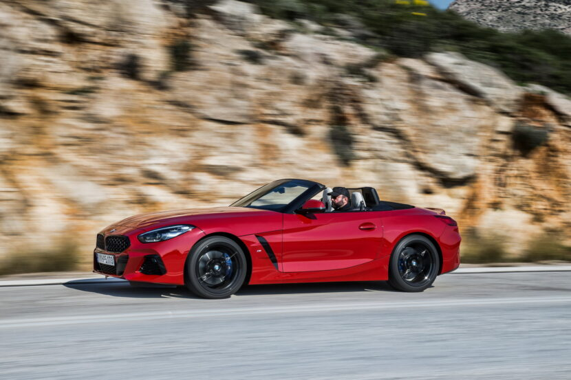 The new BMW Z4 sDrive20i Greece 49 830x553
