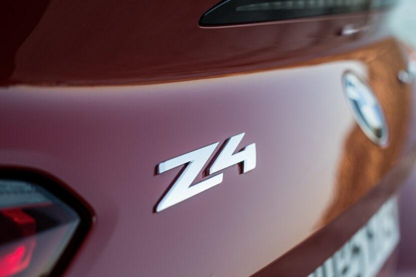 The new BMW Z4 sDrive20i Greece 58 830x553
