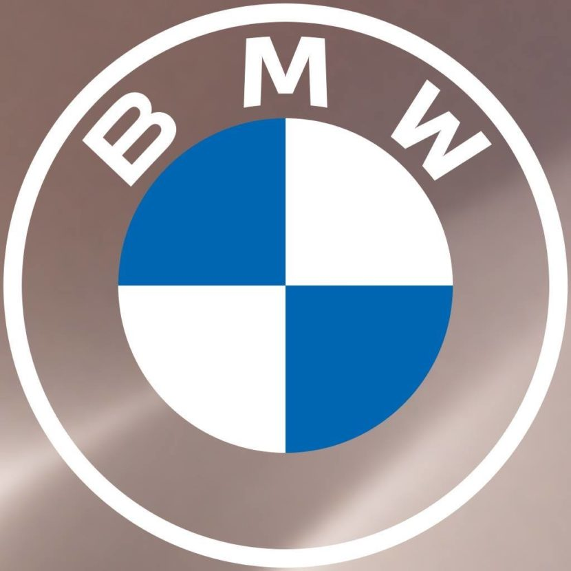 bmw logo new 2020 830x830