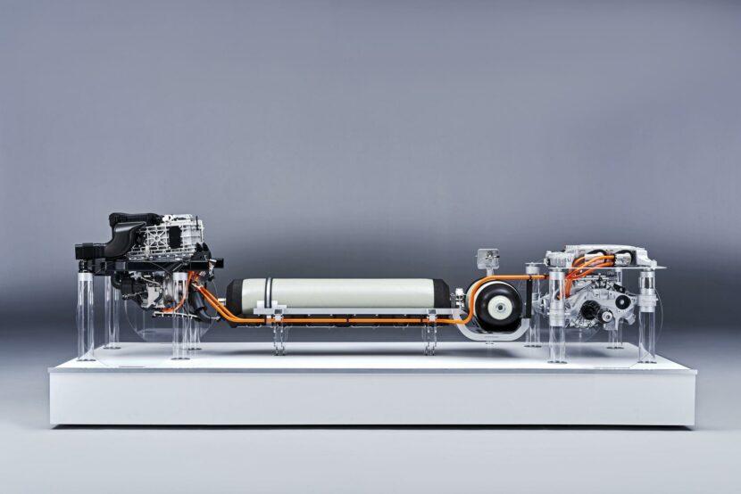 powertrain for the BMW i Hydrogen NEXT 01 830x554