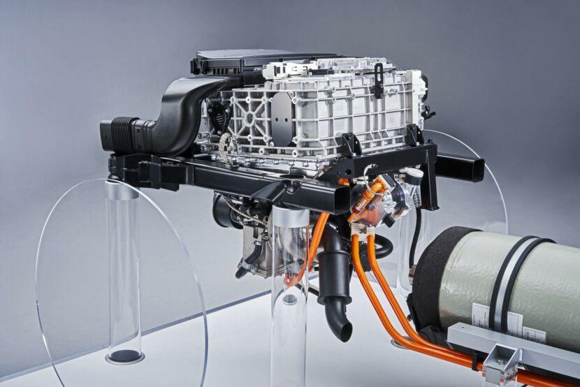 powertrain for the BMW i Hydrogen NEXT 04 830x554