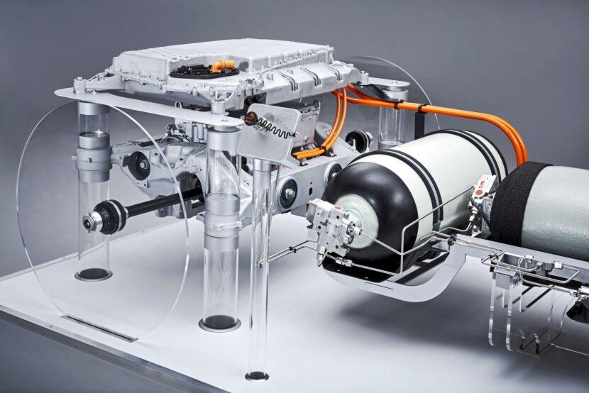 powertrain for the BMW i Hydrogen NEXT 05 830x554